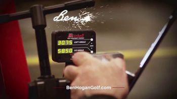 Ben Hogan Golf Equalizer Wedges TV Spot, 'No Shortcuts' - Thumbnail 4