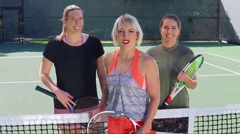 Tennis Warehouse TV Spot, 'Lija and Inphorm' Ft. Bethanie Mattek-Sands - 6 commercial airings