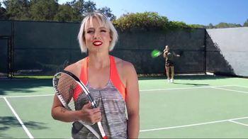 Tennis Warehouse TV Spot, 'Lija and Inphorm' Ft. Bethanie Mattek-Sands - Thumbnail 3