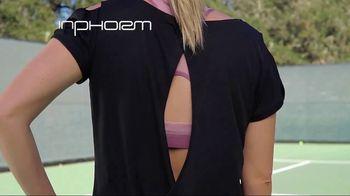 Tennis Warehouse TV Spot, 'Lija and Inphorm' Ft. Bethanie Mattek-Sands - Thumbnail 9