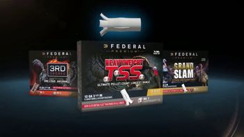 Federal Premium Ammunition TV Spot, 'Turkey Loads With FLITECONTROL FLEX' - Thumbnail 9