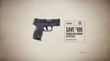 Cabela's Great Outdoor Days Sale TV Spot, 'Shotguns and Pistols' - Thumbnail 7