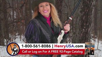 Henry Repeating Arms TV Spot, 'Reliable, Affordable'