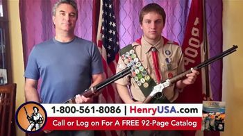 Henry Repeating Arms TV Spot, 'Reliable, Affordable' - Thumbnail 6