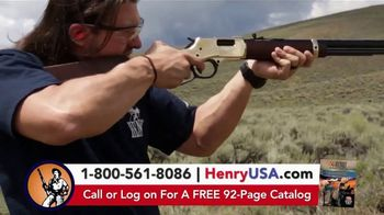 Henry Repeating Arms TV Spot, 'Reliable, Affordable' - Thumbnail 8