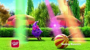 DisneyNOW TV Spot, 'Sunny Bunnies' - Thumbnail 1