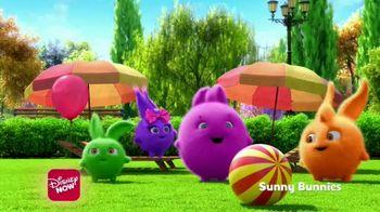 DisneyNOW TV Spot, 'Sunny Bunnies'