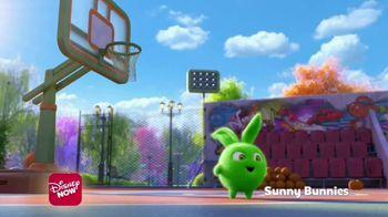 DisneyNOW TV Spot, 'Sunny Bunnies' - Thumbnail 3