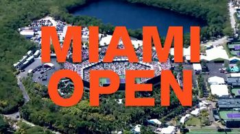 Tennis Channel Plus TV Spot, 'Action from the Miami Open' - 139 commercial airings