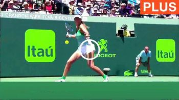 Tennis Channel Plus TV Spot, 'Action from the Miami Open' - Thumbnail 5