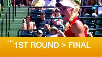 Tennis Channel Plus TV Spot, 'Action from the Miami Open' - Thumbnail 7