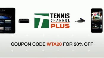 Tennis Channel Plus TV Spot, 'Action from the Miami Open' - Thumbnail 8