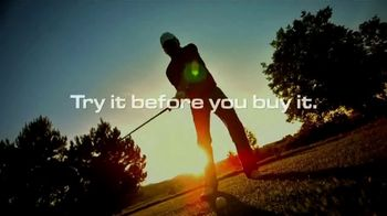 Global Golf U-Try TV Spot, 'Try it Before You Buy It' - Thumbnail 8