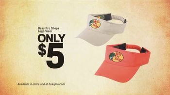 Bass Pro Shops Spring Gear Up Sale TV Spot, 'Visors and Life Jackets' - Thumbnail 4