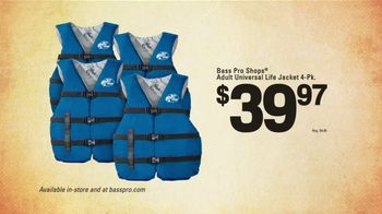 Bass Pro Shops Spring Gear Up Sale TV Spot, 'Visors and Life Jackets' - Thumbnail 5