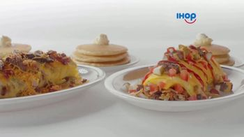 IHOP 'N GO TV Spot, 'Omelettes and Pancakes'