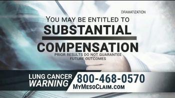 Allen & Nolte, PLLC TV Spot, 'Lung Cancer Warning' - Thumbnail 4