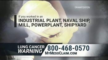 Allen & Nolte, PLLC TV Spot, 'Lung Cancer Warning' - Thumbnail 5