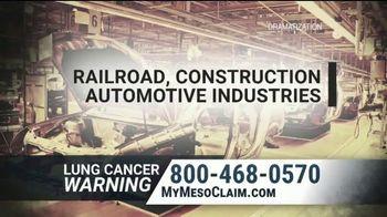 Allen & Nolte, PLLC TV Spot, 'Lung Cancer Warning' - Thumbnail 6