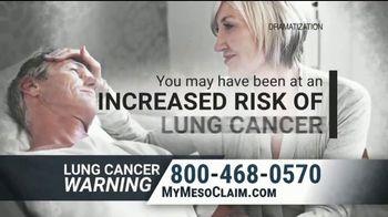 Allen & Nolte, PLLC TV Spot, 'Lung Cancer Warning' - Thumbnail 7