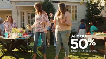 JCPenney TV Spot, 'Los mejores momentos' [Spanish] - Thumbnail 5