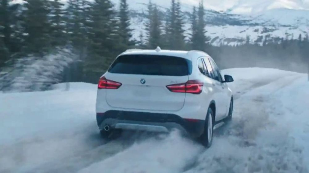 Bmw Commercial Song >> 2018 Bmw X1 Tv Commercial Remember When Song By Blur T2 Video