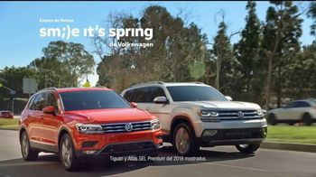 Volkswagen Evento Smile It's Spring TV Spot, 'Sonrisas para todo' [Spanish] [T2] - Thumbnail 8