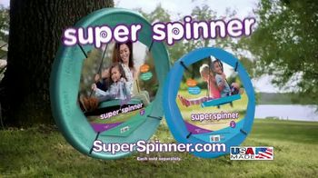 Super Spinner TV Spot, 'A Whole New Spin' - Thumbnail 8