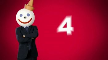 Jack in the Box 4 for $4 Jack's Deal TV Spot, 'Tacos' - Thumbnail 1