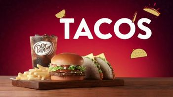 Jack in the Box 4 for $4 Jack's Deal TV Spot, 'Tacos'