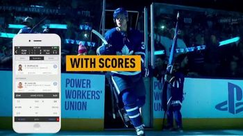 NHL App TV Spot, 'Relive Game-Changing Moments' - Thumbnail 2