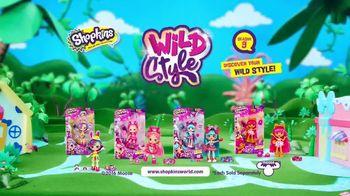 Shopkins Wild Style TV Spot, 'Shoppies Found Their Wild Style' - Thumbnail 10