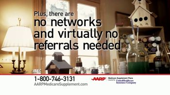 AARP Healthcare Options TV Spot, 'A Lifetime of Experience' - Thumbnail 6