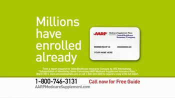 AARP Healthcare Options TV Spot, 'A Lifetime of Experience' - Thumbnail 8