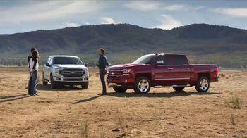 2018 Chevrolet Silverado TV Spot, 'An Easy Choice' [T2] - Thumbnail 1