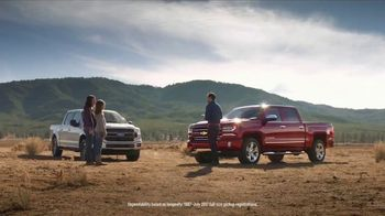 2018 Chevrolet Silverado TV Spot, 'An Easy Choice' [T2] - Thumbnail 4