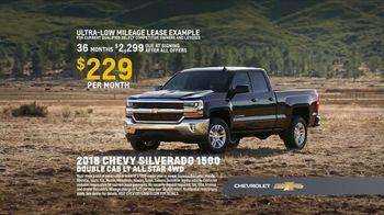 2018 Chevrolet Silverado TV Spot, 'An Easy Choice' [T2] - Thumbnail 8