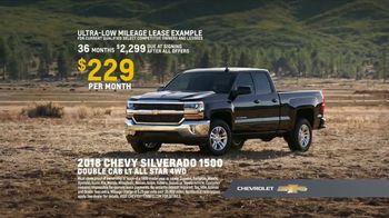2018 Chevrolet Silverado TV Spot, 'An Easy Choice' [T2] - Thumbnail 9