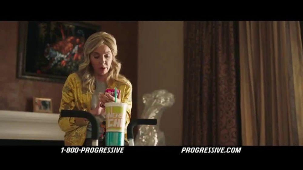 Progressive Commercial Actors >> Progressive TV Commercial, 'Cycling Is My Passion' - iSpot.tv