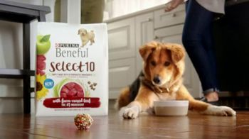 Purina Beneful Select 10 TV Spot, 'Selective' - 2944 commercial airings