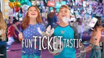 Chuck E. Cheese's TV Spot, 'Fun Break: 50 Free Tickets' - Thumbnail 5