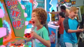Chuck E. Cheese's TV Spot, 'Fun Break: 50 Free Tickets' - 4284 commercial airings