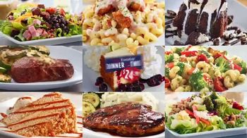 Ruby Tuesday Dinner for Two TV Spot, 'Bringing Everyone Twogether' - Thumbnail 1
