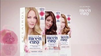 Clairol Nice 'N Easy TV Spot, 'Ion Television: Closer Look at Beauty' - Thumbnail 7