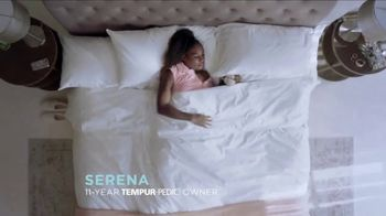 Tempur-Pedic TV Spot, 'Customer Satisfaction' Featuring Serena Williams - Thumbnail 4