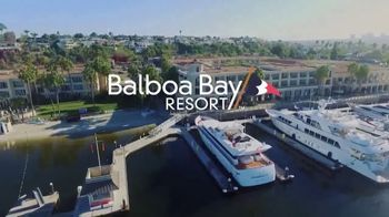 Balboa Bay Resort TV Spot, 'SoCal Style' - Thumbnail 10