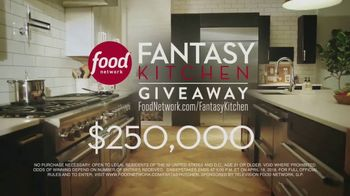 Food Network Fantasy Kitchen Giveaway TV Spot, 'Every Detail Matters' - Thumbnail 10