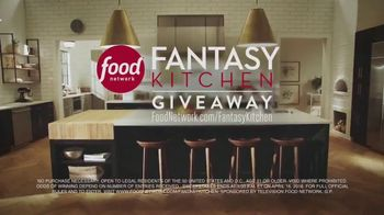 Food Network Fantasy Kitchen Giveaway TV Spot, 'Every Detail Matters' - Thumbnail 8