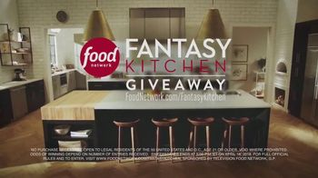 Food Network Fantasy Kitchen Giveaway TV Spot, 'Every Detail Matters' - Thumbnail 9