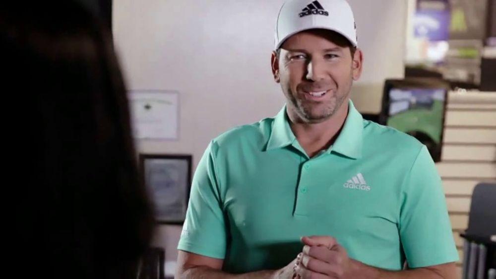 50ee9bf482ca PGA TOUR Superstore TV Commercial, 'Sergio's Swing Tips' Featuring Sergio  Garcia - iSpot.tv